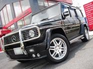 メルセデス・ベンツ G500L