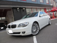 BMW 750i コンフォートPKG