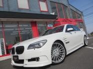 BMW アクティブハイブリット7 HAMANNstyle