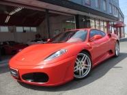 Ferrari F430クーペ