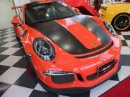 ポルシェ911(991)GT3RS