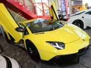 Lamborghini アヴェンタドールLP720-4アニヴェルサリオ50°